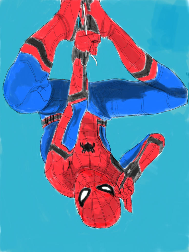 Spider-Man Homecoming by homer311 on DeviantArt