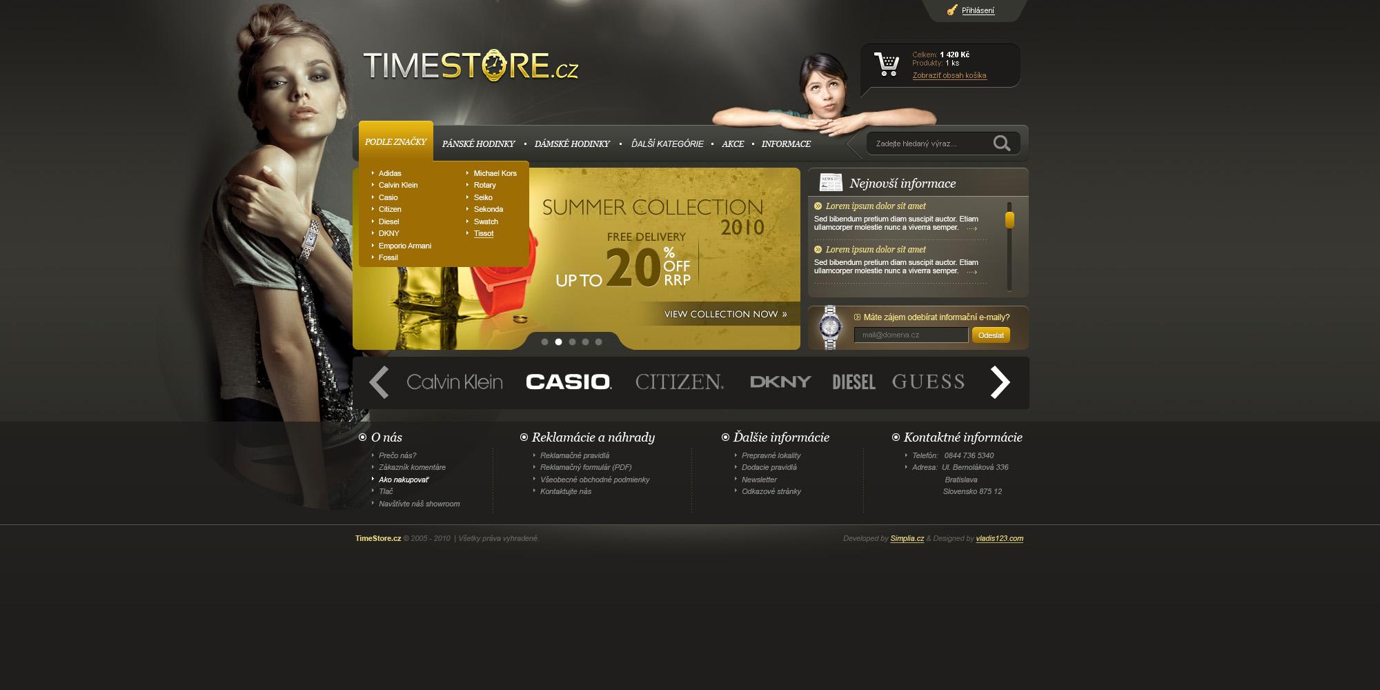 TimeStore by vladis123