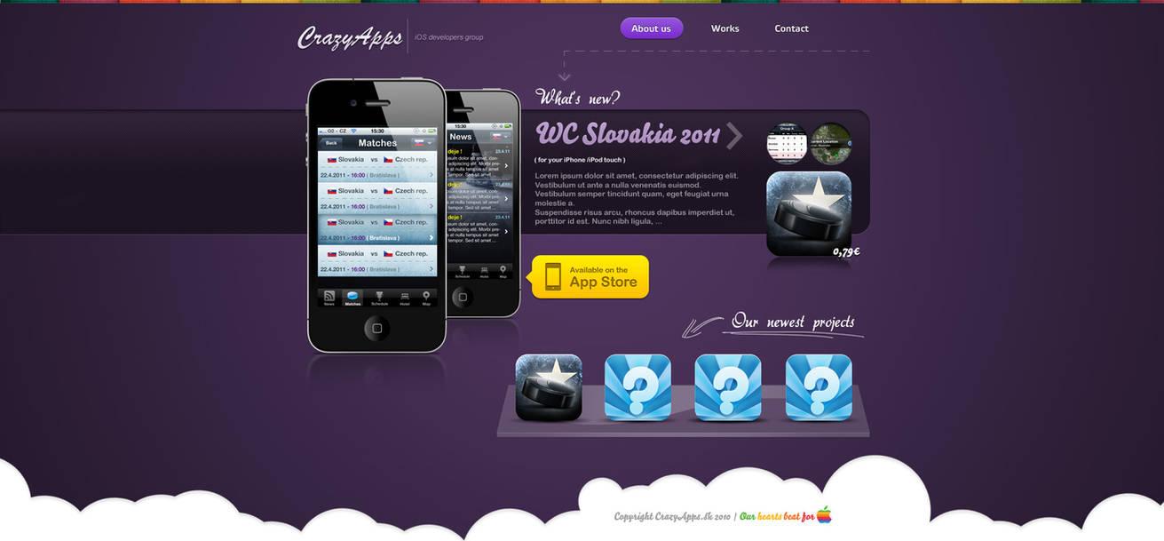 CrazyApps.sk by vladis123