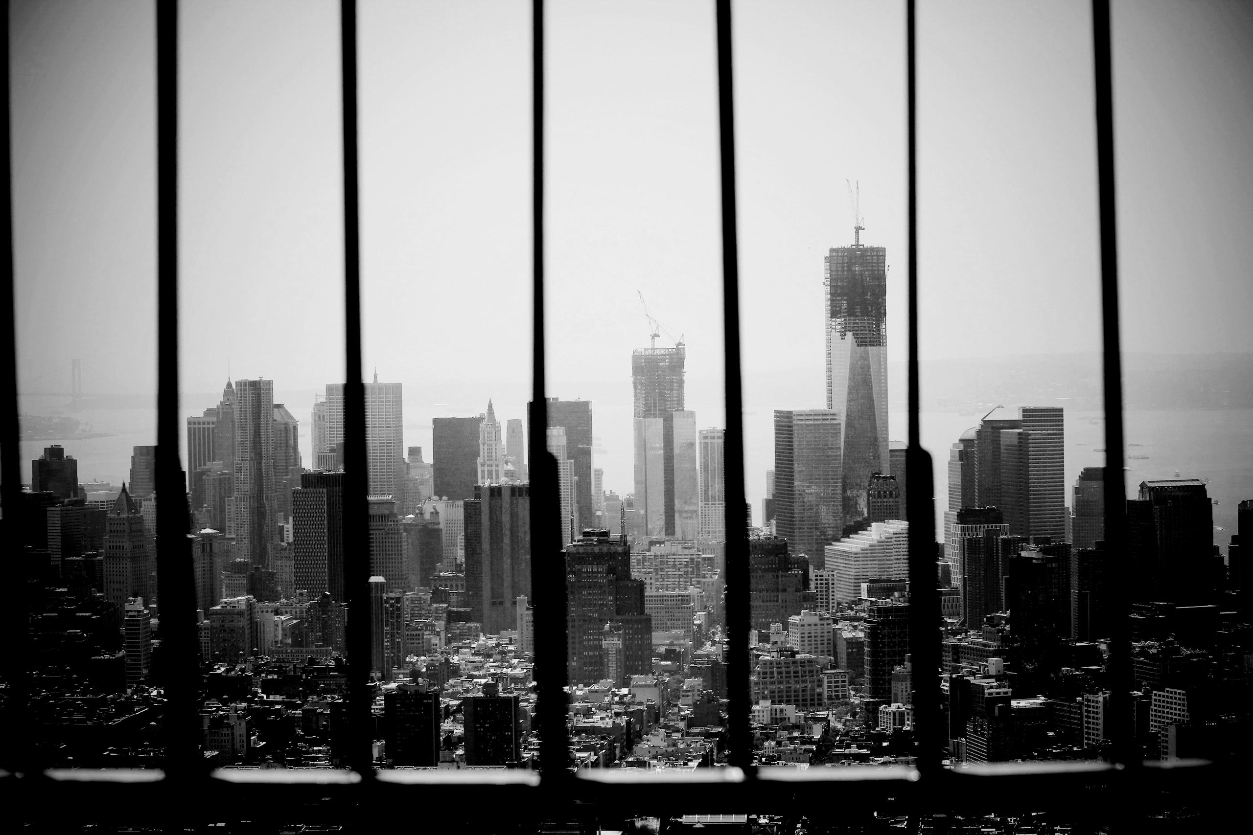 NY WTC by vladis123