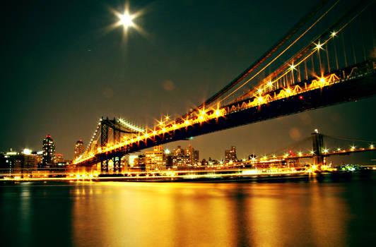 Manhatten Bridge