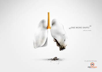 Stop Smoking advertisement by vladis123