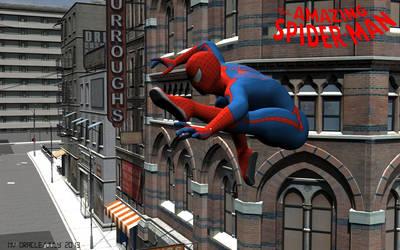 Your Friendly, Neighborhood Spiderman