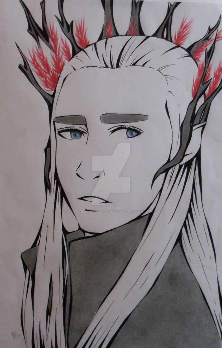 Elvenking by DeadPOOL-PARTY