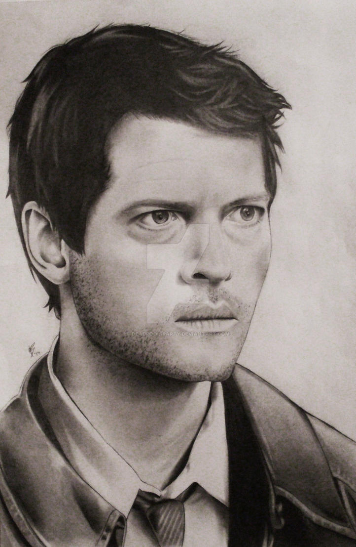 Cas by DeadPOOL-PARTY
