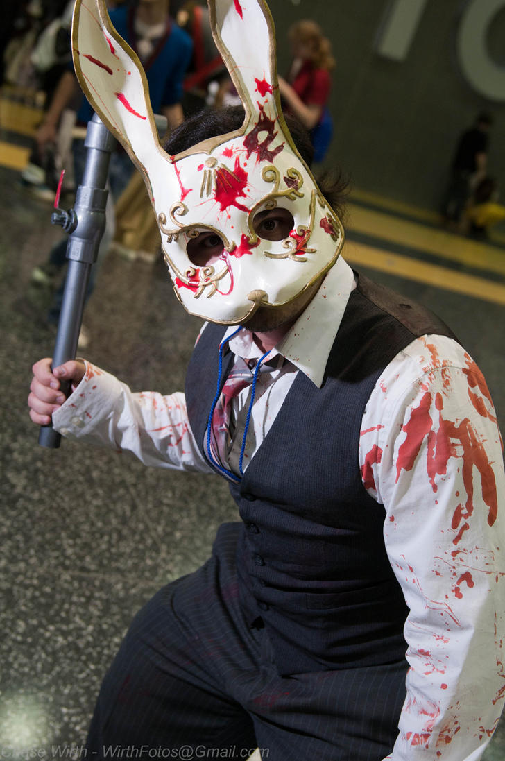 Thuggish Splicer by nouseforaname17x