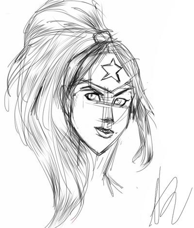 Artemis wonderwoman by MYTHICSONOFGOD