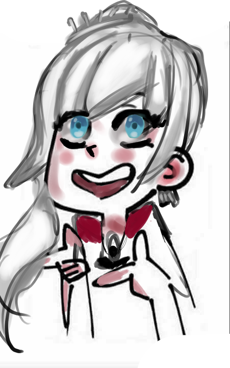 Weiss Chibi by MYTHICSONOFGOD