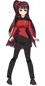Wa2000 Star Trek uniform