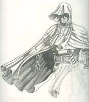 Templar pencils by FiveMiles