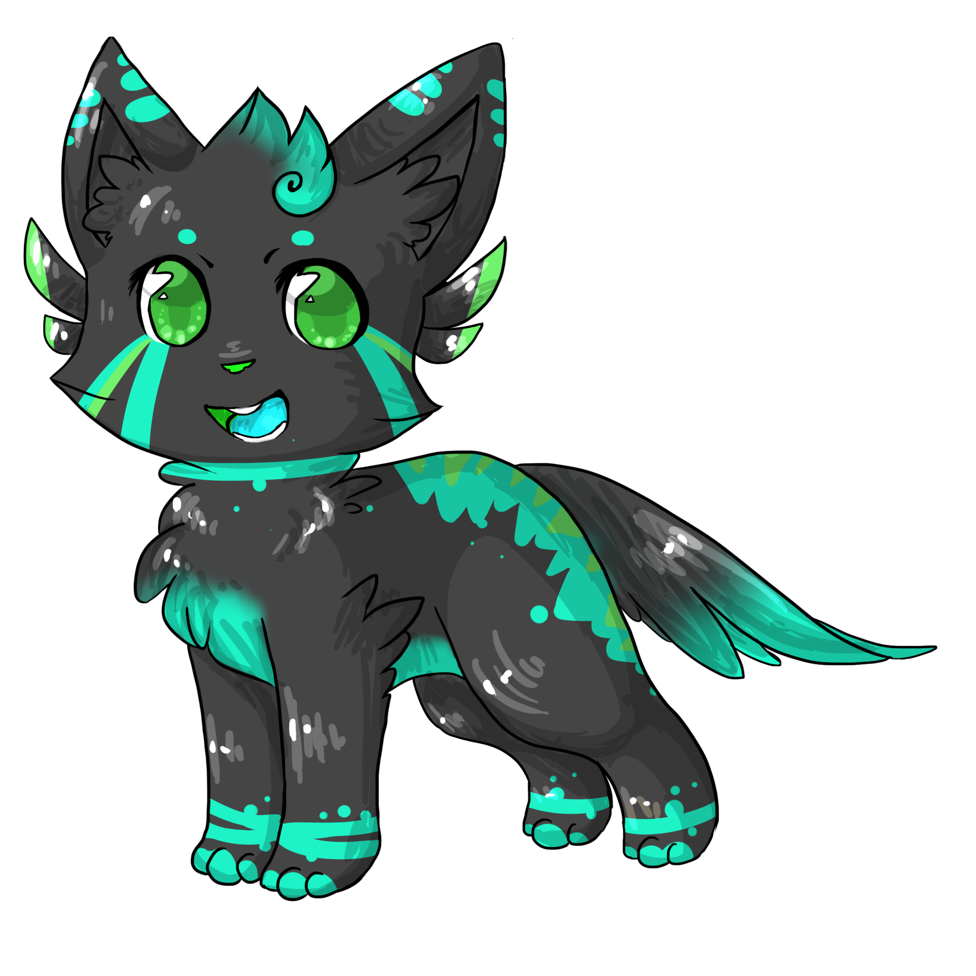 Kitty Adopt CLOSED by StarSushi-Adopts