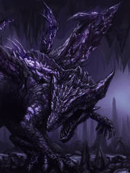 Darkeater Midir by Firoshu