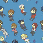 persona 3 wallpaper by nilampwns