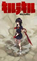 Kill La Kill by nilampwns