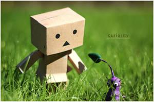 curiosity by JuApples