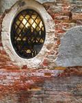 Round Window in Venice