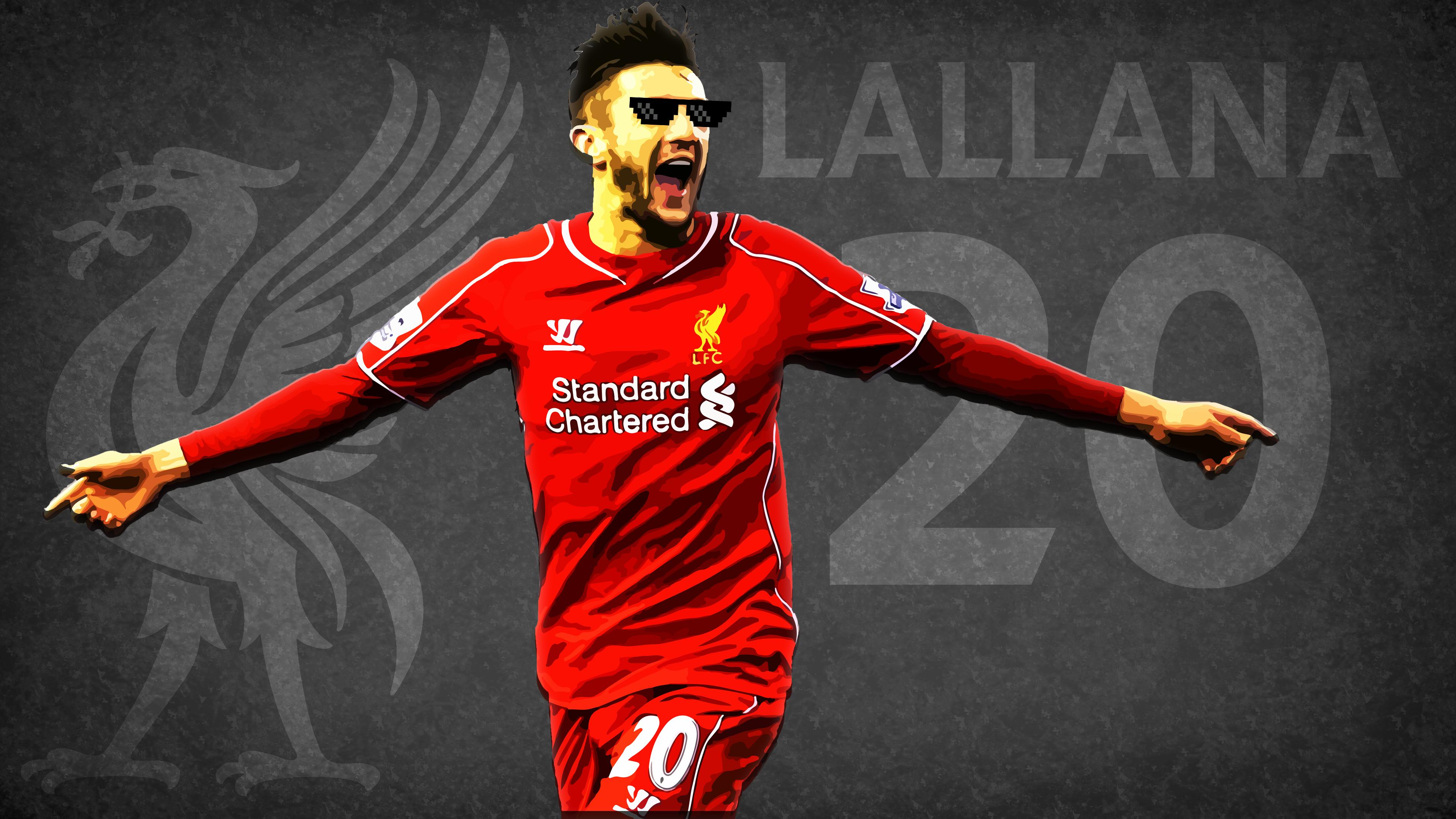 Adam Lallana Wallpaper For Coconut79 : LiverpoolFC