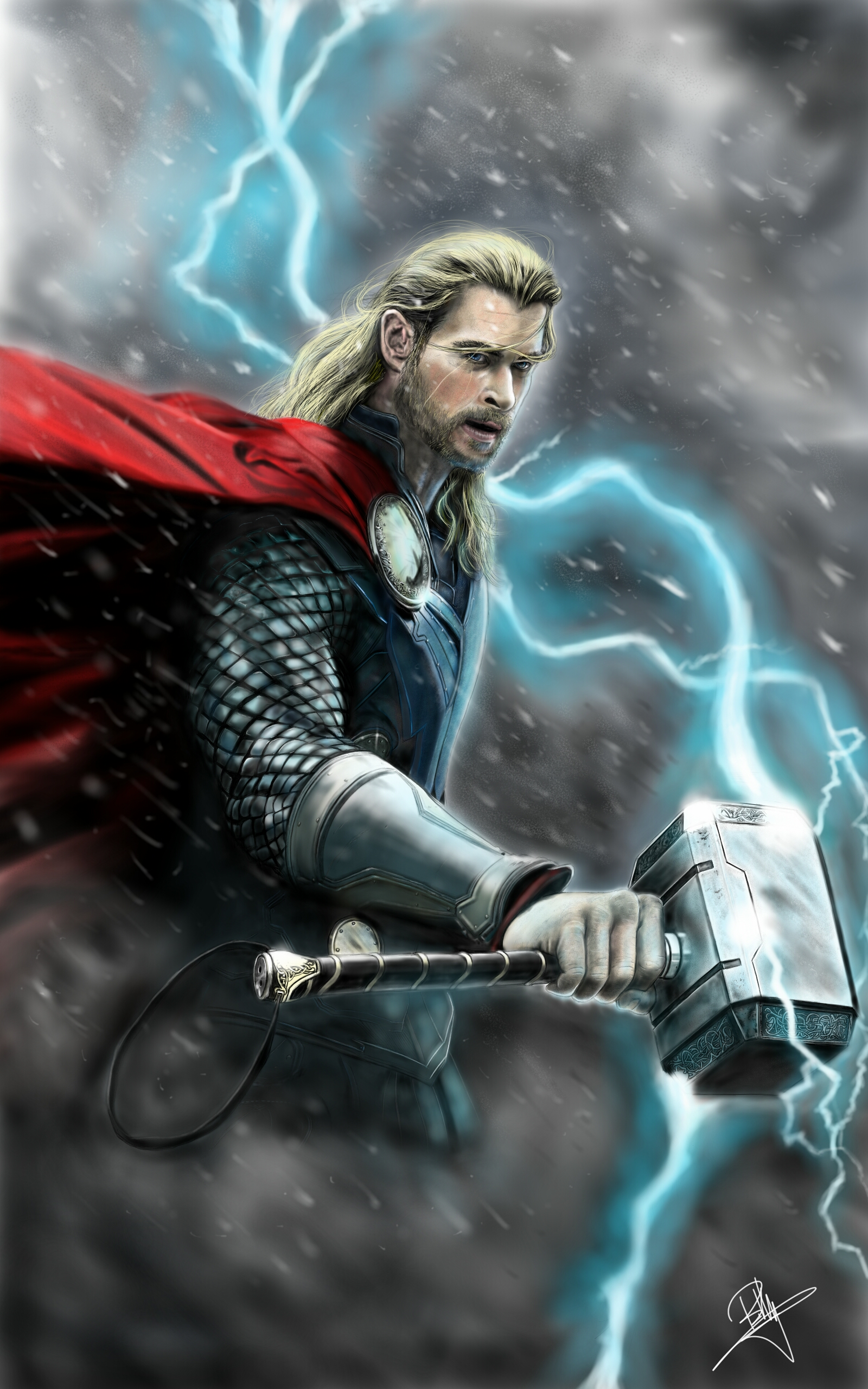 Thor the dark world by...