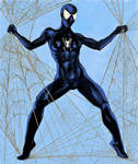 Spidergirl by CHRISTIANisaacH