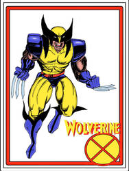 Wolverine by CHRISTIANisaacH