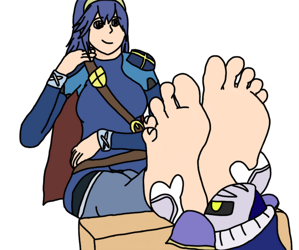 The Winner Is...Lucina! [Request] by penguinluver1431