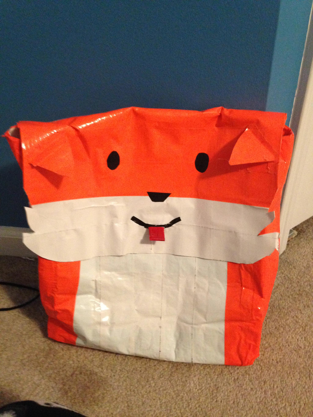 Duck Tape Back Pack by Nyan-Tiger on DeviantArt