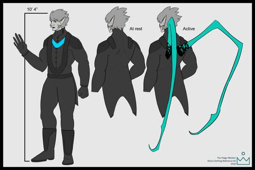 Shiva: Clothing Reference #2