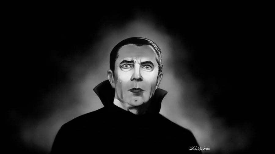 Bela Lugosi - Dracula Portrait