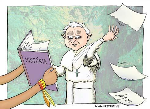 Papa_Historia by rodani