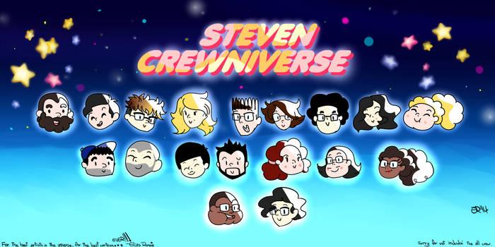 The Steven Crewniverse!!
