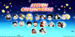 The Steven Crewniverse!! by eFreakFun