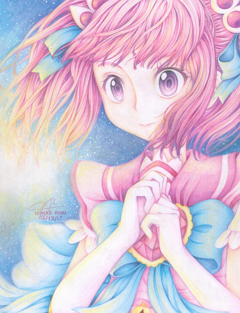 Magical Slayer Mamika~ by NomarRubi
