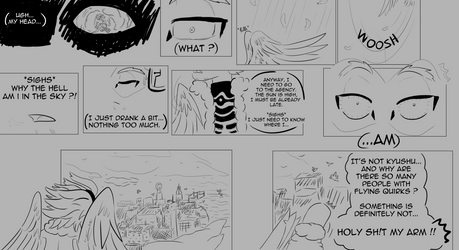 Lost Hero : Chapter 1 - Page 1