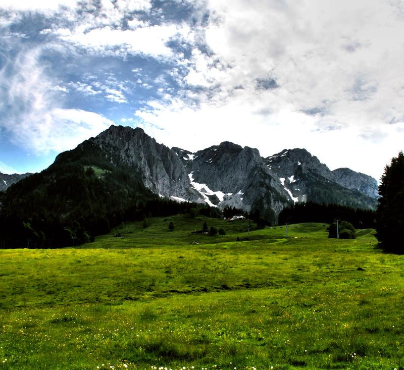 Mountain I by Kenoiya