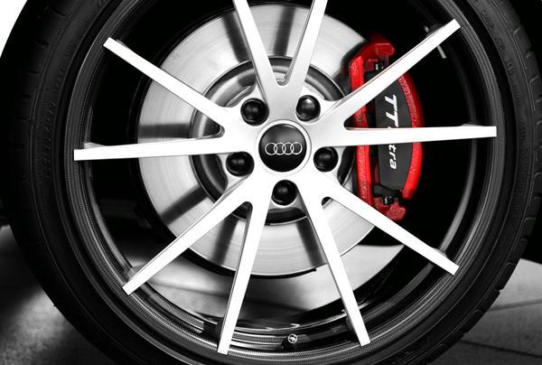 Audi TT Detail III by Kenoiya