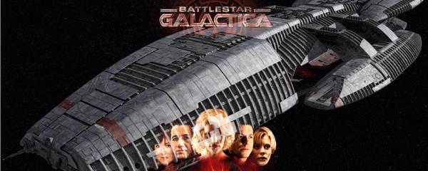 Battlestar Galactica : 2 by SubJunk