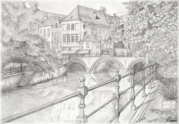 Mechelen - grootbrug