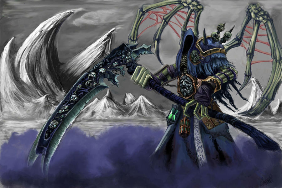 Image Gallery of Darksiders Fury Chaos Form