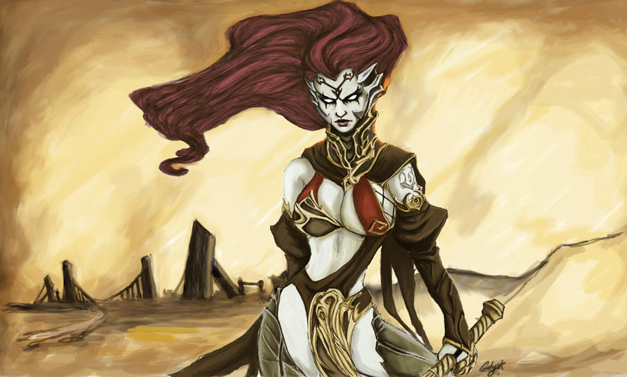 Darksiders : fury by chimicalstar on DeviantArt
