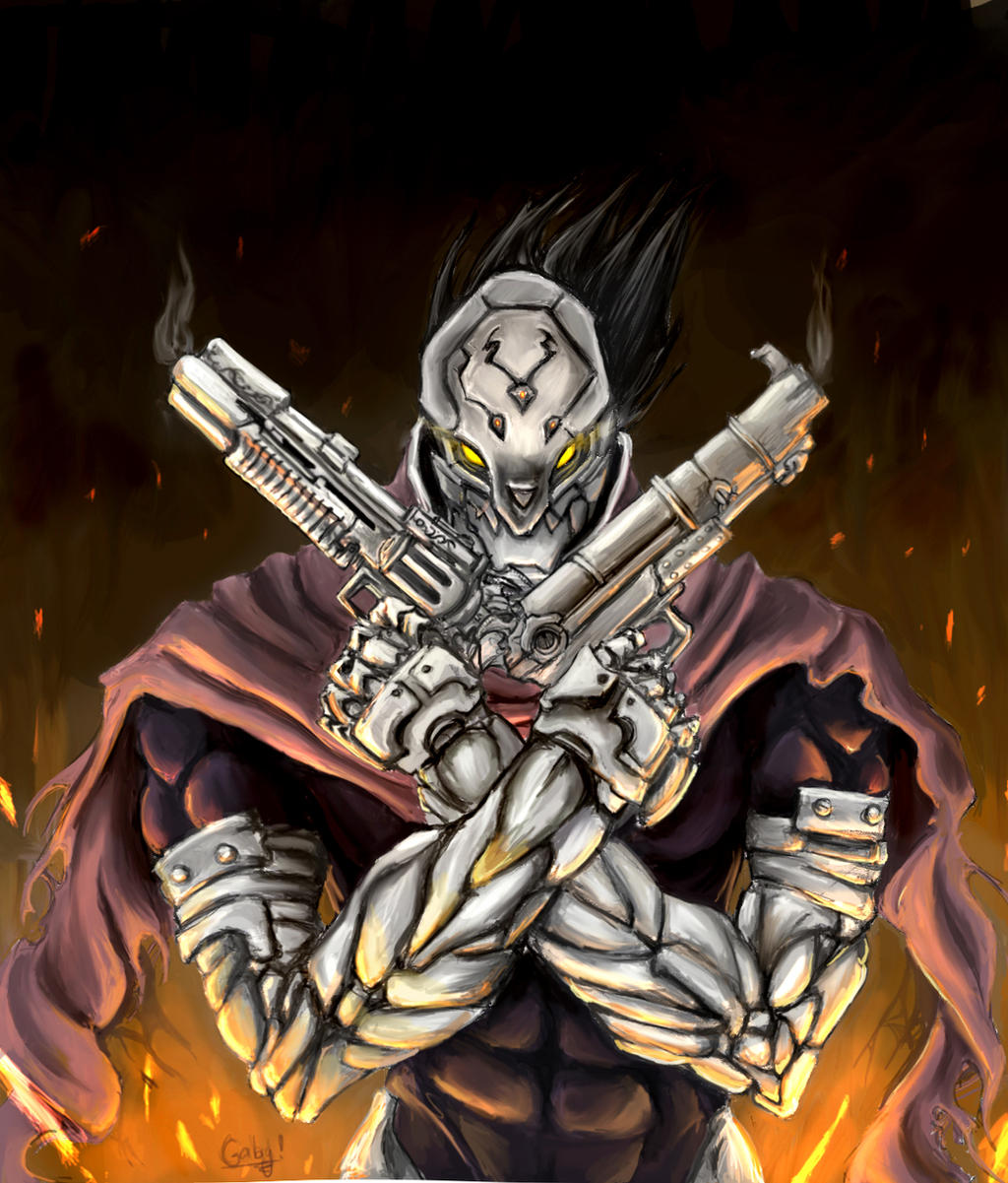 Darksiders : Strife by chimicalstar on DeviantArt
