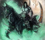 The pale rider by chimicalstar