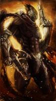 Guns of the apocalypse - Darksiders