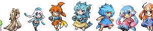 And MY Moemon Group by KitsuneEXE