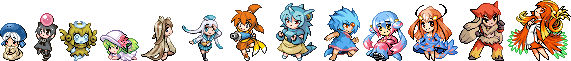 And MY Moemon Group