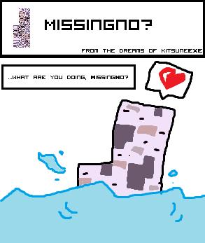 MissingNo? by KitsuneEXE