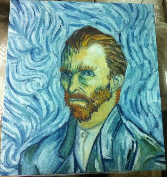 literary analysis mr van gogh Characterization is a key feature in the short story 'mr van gogh' contrasting  characters determine the effects of individuals trying to 'fit in' society this is  shown.