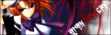 Higurashi no... - Rena by CyberAlchemist