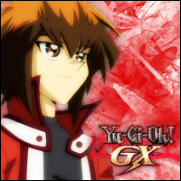 iPod Album Cover- Yu-Gi-Oh GX by CyberAlchemist