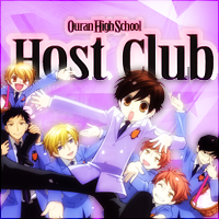 iPod Album Artwork - Ouran by CyberAlchemist