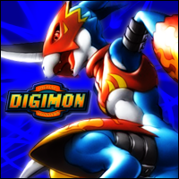 iPod Album Cover - Digimon by CyberAlchemist